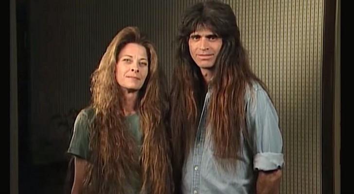 cabelo 1985