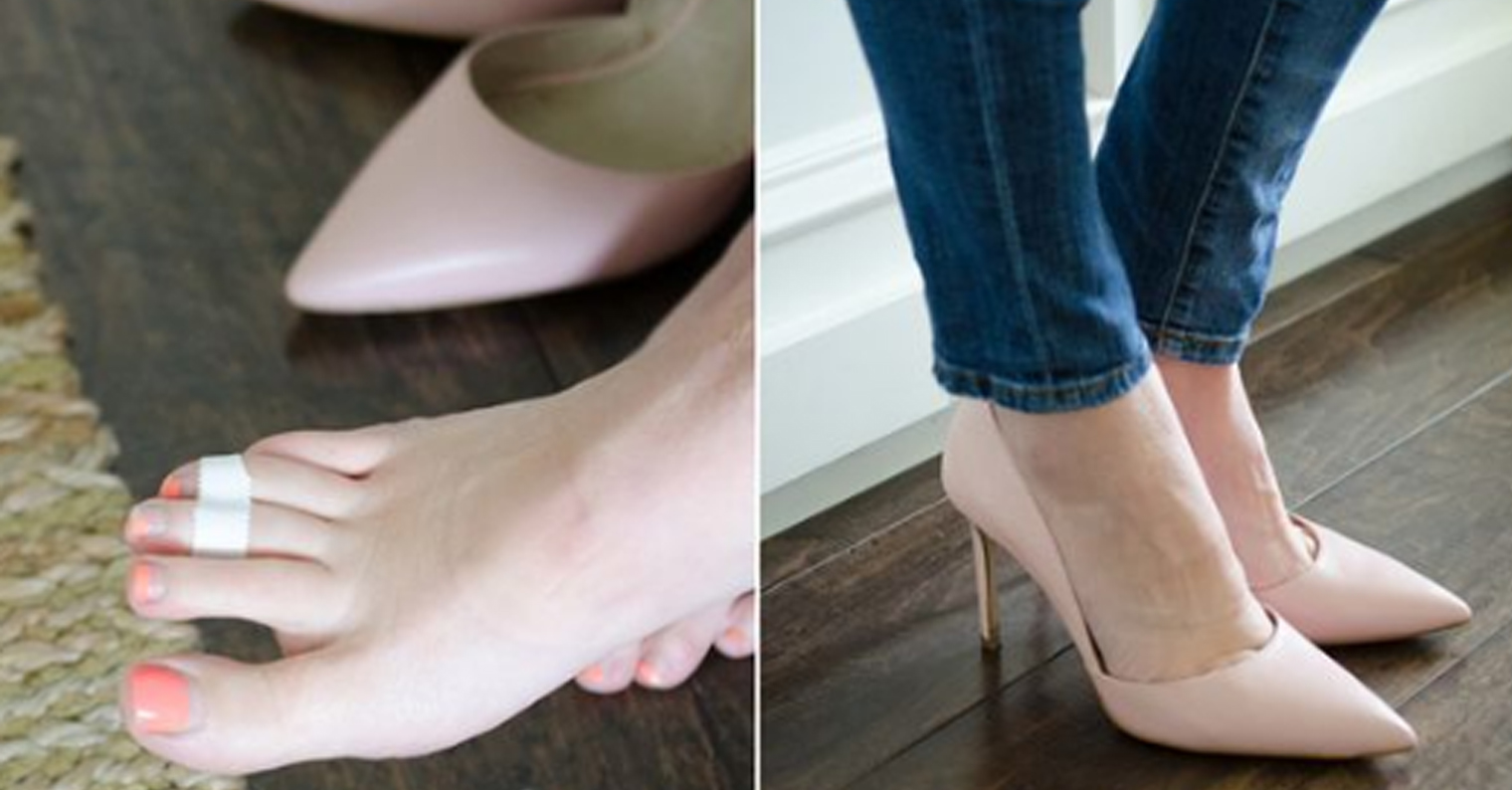 20 truques que vão te ajudar a não usar os sapatos da mesma